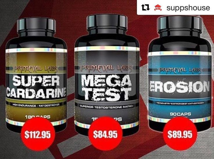 Take your training levels to places you've never been before with these potent formulas.... Super Cardarine-blast fat and build muscle. Mega Test-increase and sustain natural testosterone levels. Erosion-decrease estrogen  and cortisol levels and increase vascularity.  #preworkout #fitfam #fitspo #fitness #fitnesslife #motivation #girlsthatlift #inba #compprep #supplements #nutrition #workout #abs #shredded #getfit #weights #muscle #vascular #bodybuilding #fitspiration #cardio #ripped #gym…