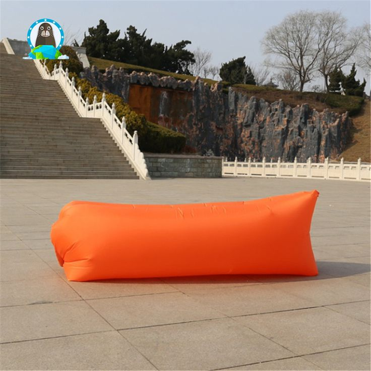 Leather Sofa outdoor inflatable lounger air filled sofa bed Inflatable camping air bed sofa air inflatable sofa