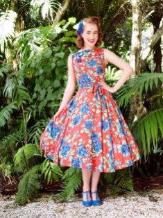 Обзор: Зо Вайн Одри платье - Miss Hero Холлидей