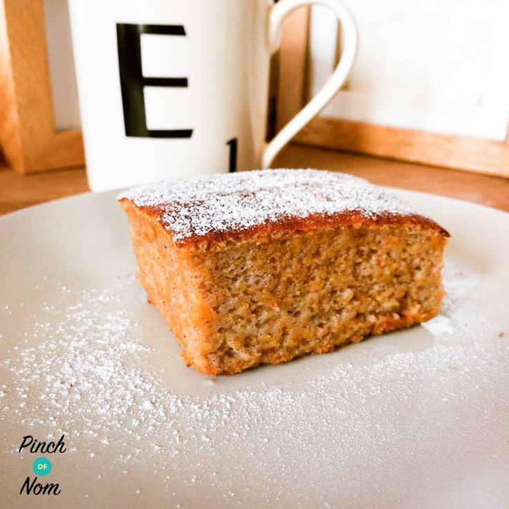 I love Spiced Pumpkin...pie, latte, doughnuts, and now Low Syn Spiced Pumpkin Cake! This is the perfect Slimming World Cake.