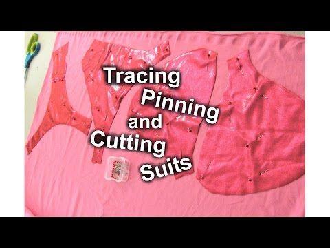 Jodi Lane - Pattern Assembly - V-Cut - YouTube