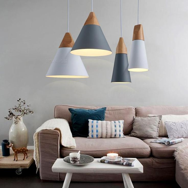 1 x E27 Wood Ceiling Lamp. Design Science, even by force, ceiling plates are made from wrought iron painting, not easily deformed, durable. Selection of wood to create chic and in style. Pendant Chain:Can be adjustable.   eBay!