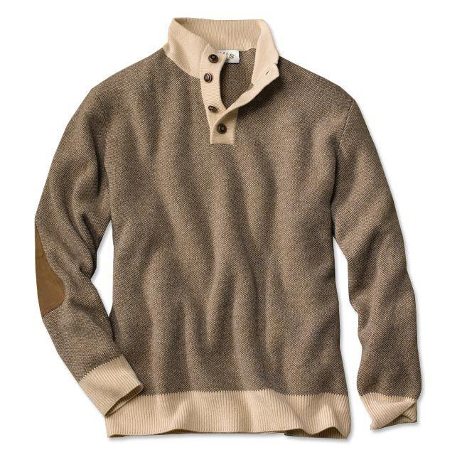 Mens Cashmere Sweater - Pure Cashmere Simoom Sweater -- Orvis on Orvis.com!