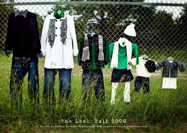 Great family picture outfits