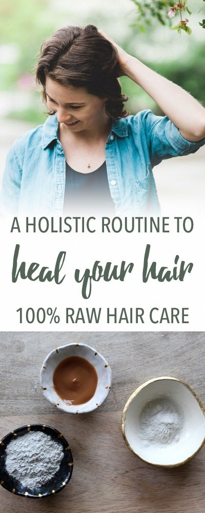 How to heal your hair | Empowered Sustenance