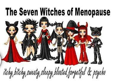 The Seven Witches of Menopause