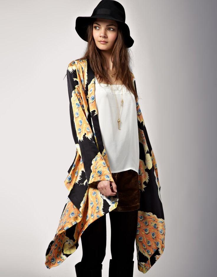 Love Fashion & Beauty: Trendylicious: Kimono Jackets