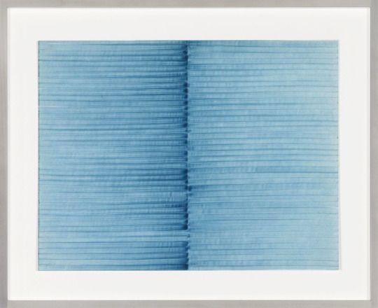 Irma Blank, Radical Writings, Exercitium page 7, 1988 – P420, Bologna