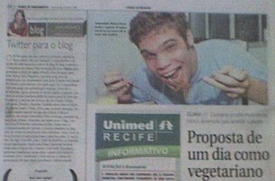 Como virei vegetariano e em seguida vegano: uma história pessoal | Consciencia.blog.br