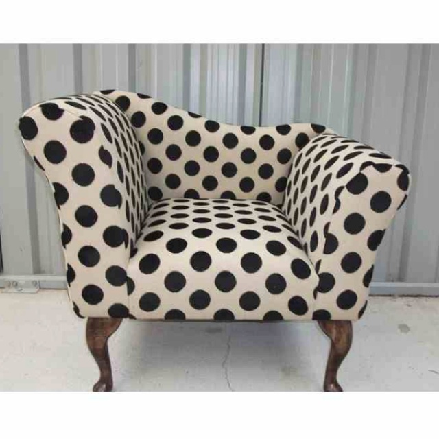 31 best Polka Dots images on Pinterest | Armchairs, Polka ...