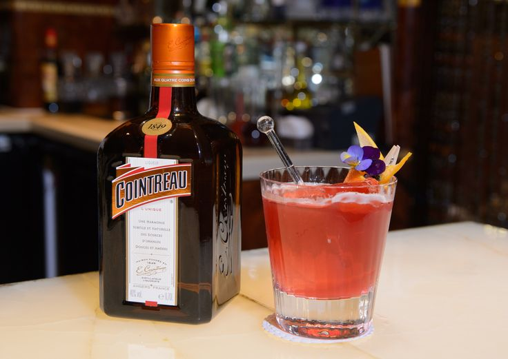 23 best the rivoli bar images on pinterest cocktail for Cointreau mixed drinks