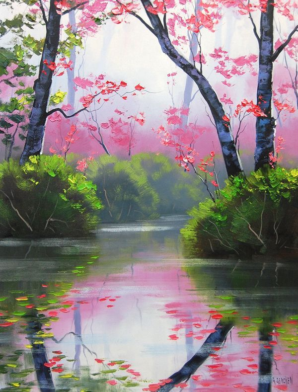 Magnificent Artwork of Oil Paintings