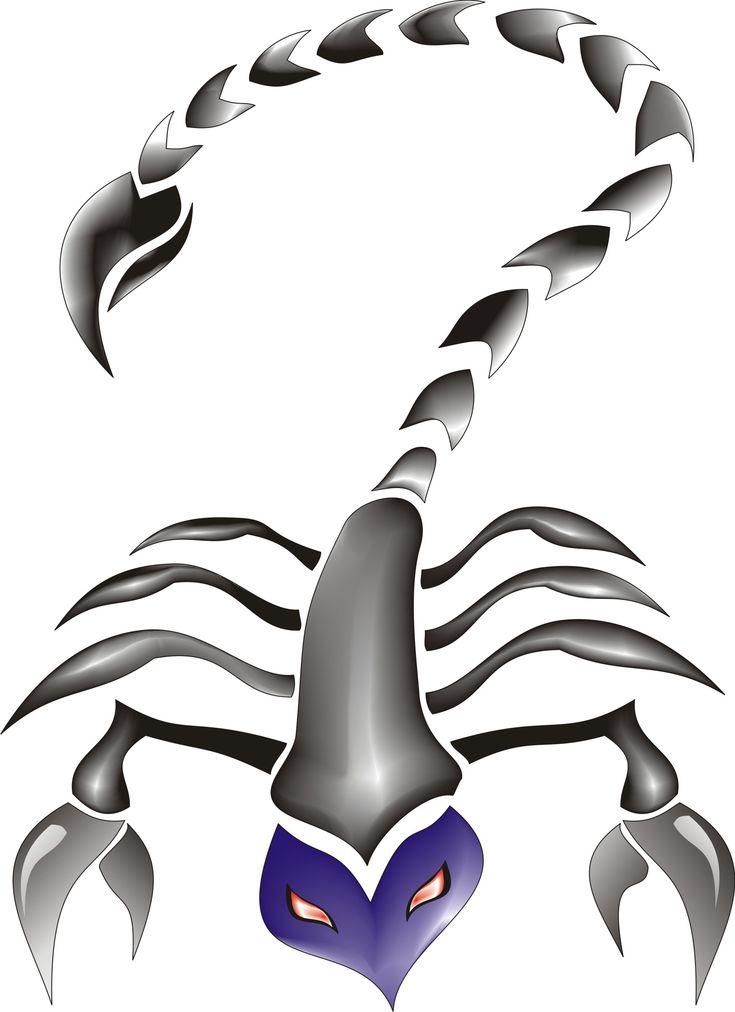 Scorpio Zodiac tattoo idea