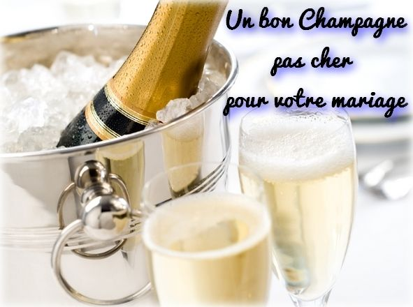 http://www.vinsetchampagne.fr/trouver-un-bon-champagne-pas-cher-pour-un-mariage