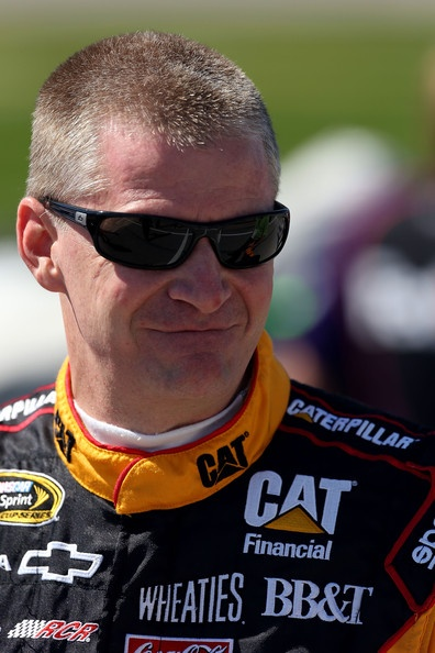 Jeff Burton Photo - Chicagoland Speedway - Day 2