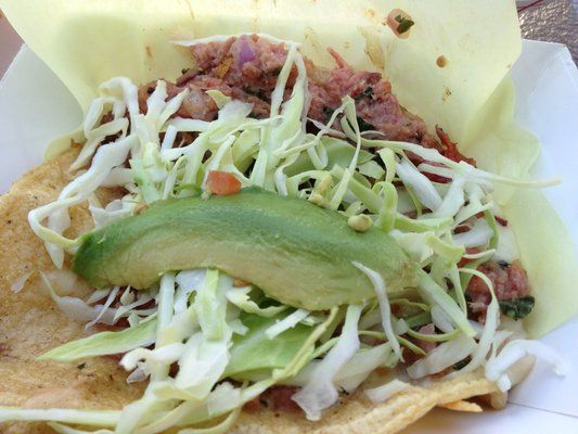 1000 images about marlin recipes on pinterest butter for Best fish taco recipe in the world