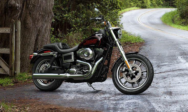 2014 Harley-Davidson® Dyna® Low Rider® Motorcycles Photos & Videos