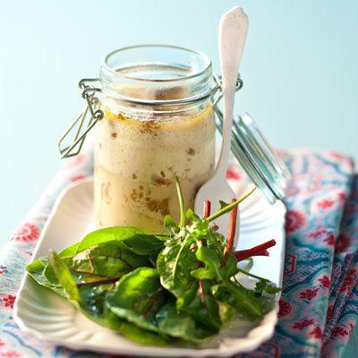 Découvrez la recette du flan de champignons