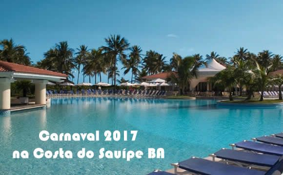 Carnaval 2017 em Mata de São João Sauípe #carnaval #2017 #viagens #pacotes #promoção #ofertas #feriado