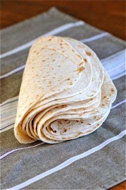 Ancika konyhája: home made tortilla :)