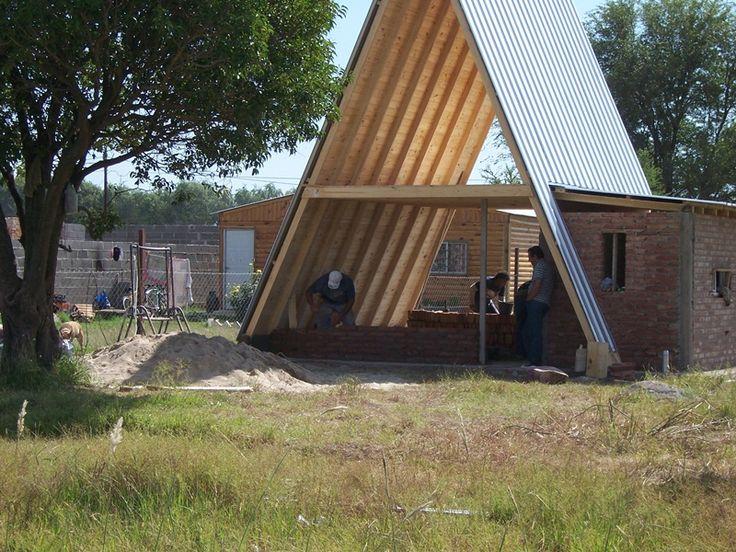 Constructora El Indio: MODELOS- ALPINAS 1 Dormitorio