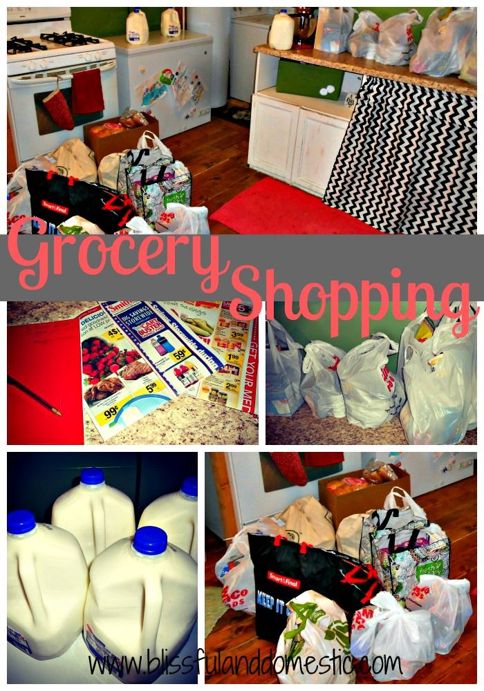 cut your grocery bill in half! There's even a printable staple list and meanu plans to help save your family money!