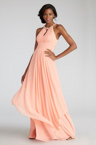 siena - peach  http://www.bellebridesmaid.com.au/product/siena/