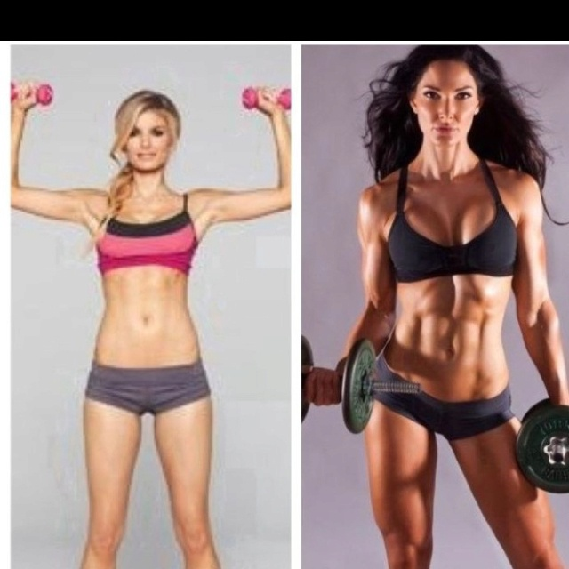 Skinny vs Fit. Personally, I'd rather be fit.