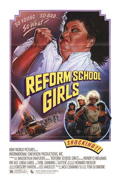 "FREE FULL MOVIE! ""Reform School Girls"" 