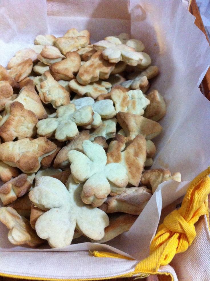 Ricette senza Nichel | Banana biscuit nichel free | Italian food | Recipe