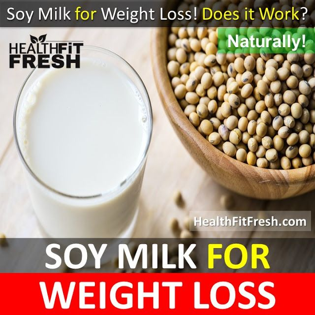 Soy Milk For Weight Loss Drinking Soy Milk For Weight Loss Does It