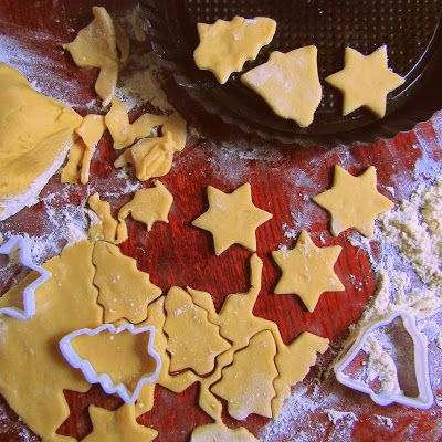 Светлинки от Даши: Сахарное печенье по рецепту из книги Таши Тюдор (простые…