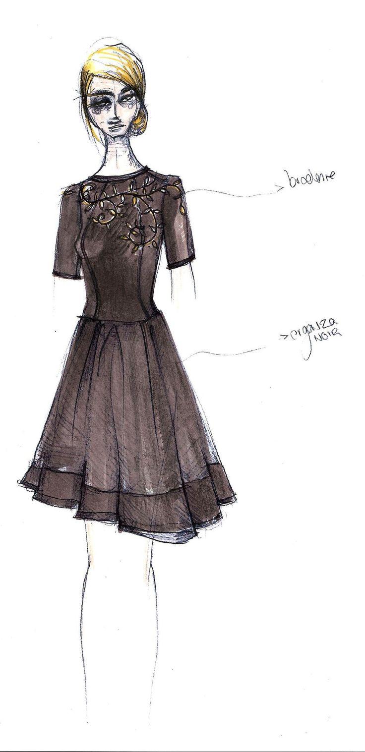 La Parisienne / Dress No. 1