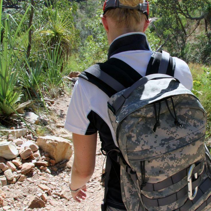 BullPup Hike pack Emma Gorge WA