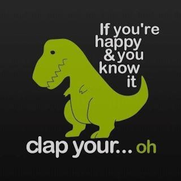 Because T-rex jokes are awesome...