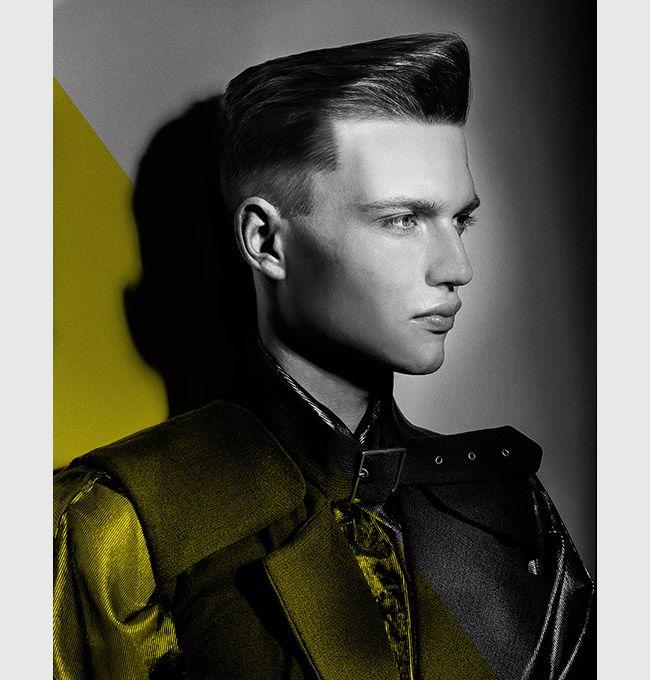peluqueria masculina male hairdress jose garcia peluqueros pamplona