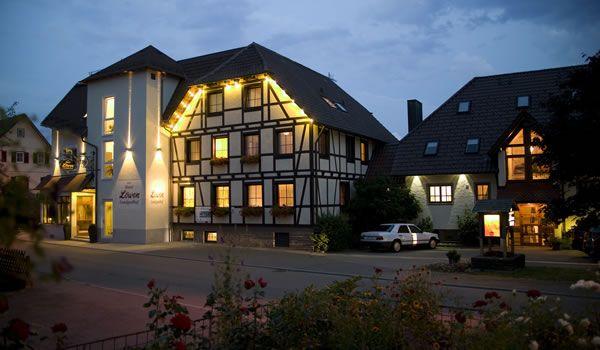 Landgasthof Löwen | Tagungshotels | Restaurants | Gaststätten | Neubulach | Calw | Herrenberg | Nagold