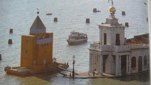 Aldo Rossi - Theatre of the world, Venice, 1979