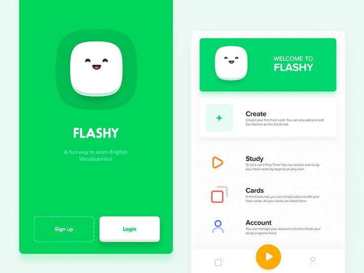 Flashy App by Aryana Shakibaei