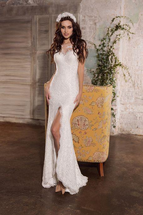Свадебное платье Нора Навиано (Бевин 15307)— купить в Москве платье Бевин из коллекции «Essence»