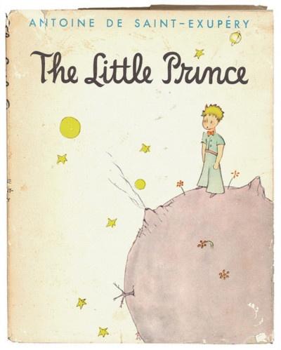 *Le Petit Prince- Antoine de Saint-Exupéry, publié en 1945 en France