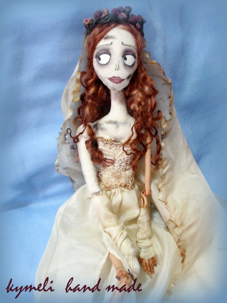My Emily  by kymeli OOAK Art Doll