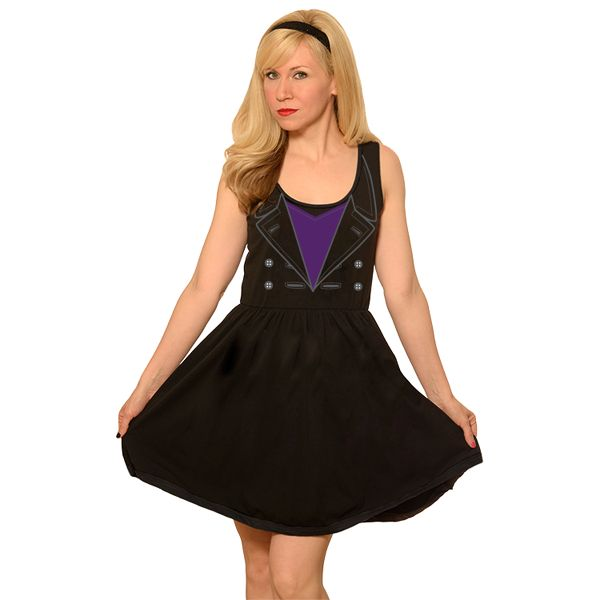 Doctor Who Ninth Doctor Dress