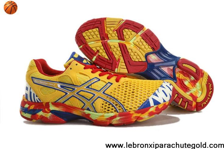 wholesale dealer 7ada1 1f119 low cost designer nike lebron james 11 shoes yellow red 9900078 51af9  7813b  italy off shop asics gel noosa tri 7 mens bright yellow lemon white  sport red ...