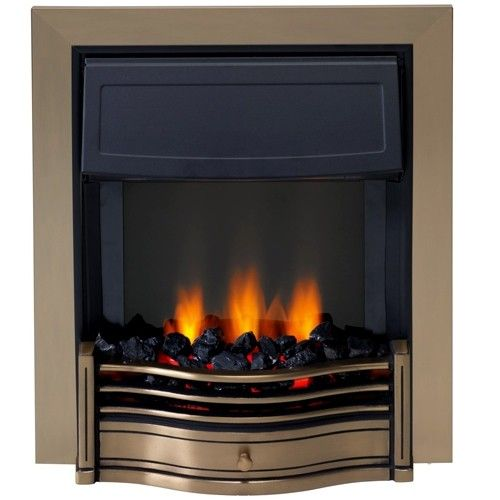 Dimplex Danesbury inset electric fire antique brass available from our website http://www.hrhsolutions.co.uk/heating-supplies/heating-electric-fires/dimplex-danesbury-DAN20AB