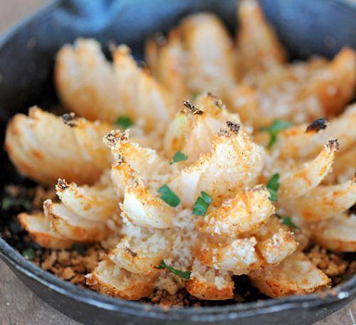 Recette de fleurs d'oignons frits sur le BBQ