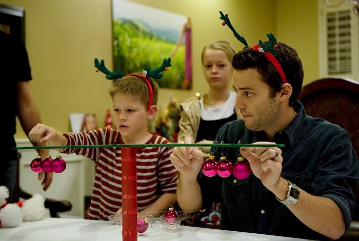 """A """"Not-So-Silent-Night.""""  Fun games for Christmas parties or a family Christmas Eve."""