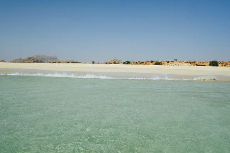 Einer der schönsten Strände auf reis-aus.com.  Boa Vista, Kap Verde.