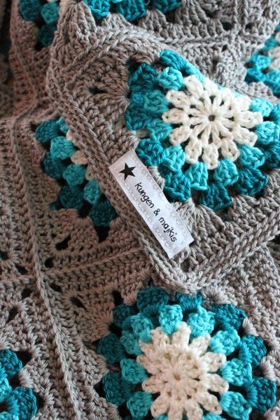 Lovely grannywheelsquare inspirations - no pattern, just inspiration