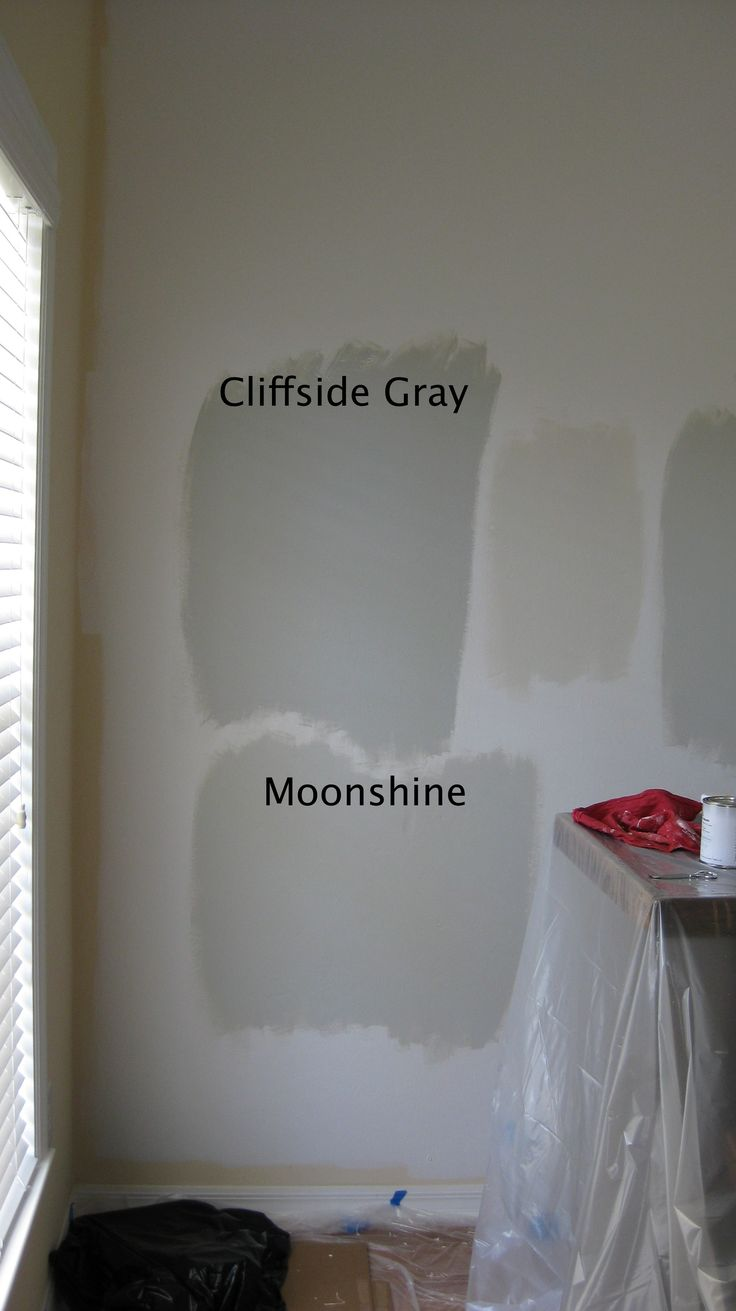 Moonshine By Benjamin Moore Is A Real Contender Paint